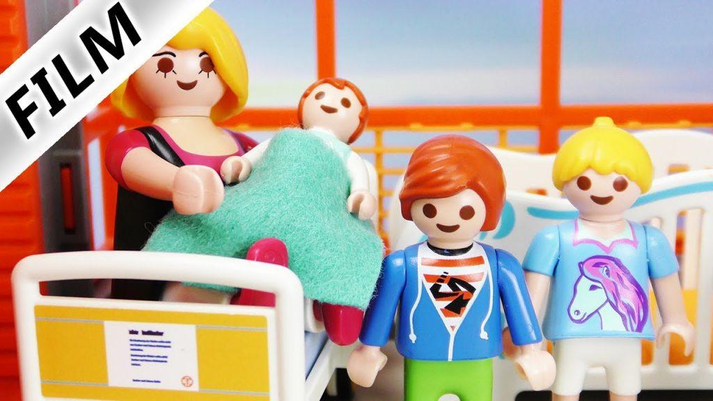 Playmobil Film Emmas Geburt