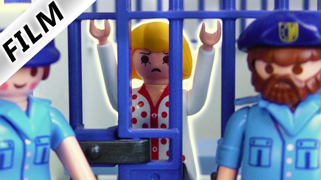 Playmobil Film Claudia im Gefängnis