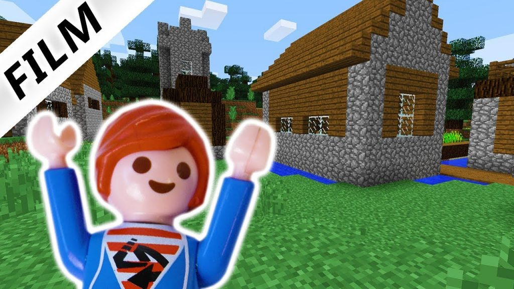 Minecraft im Überlebensmodus