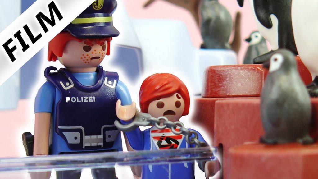 Playmobil Film Deutsch - JULIAN WIRD VERHAFTET! DIESER JUNGE IST VERRÜCKT! Kinderserie Familie Vogel