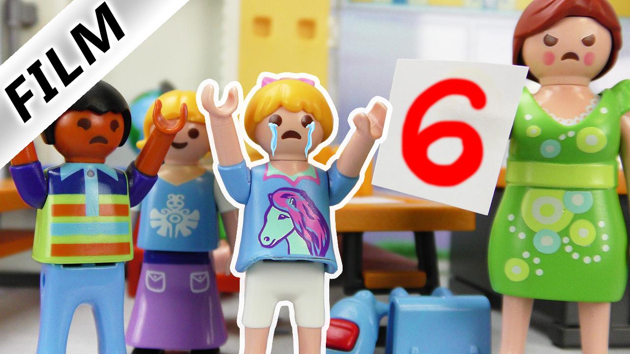 Playmobil Film Hannahs Schulverweis
